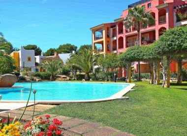 Apartments in Santa Ponsa (Mallorca), buy cheap - 105 000 [63227] 1