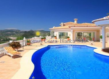 Villa in Moraira (Costa Blanca), buy cheap - 1 950 000 [64712] 1