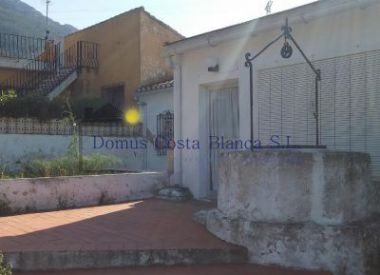 Site in Denia (Costa Blanca), buy cheap - 200 000 [64708] 2