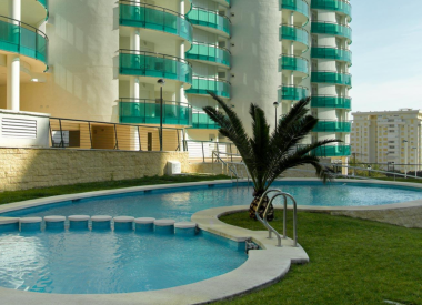 3-room flat in Benidorm ID:65008