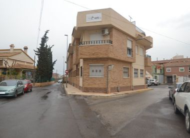 3-room flat in Pilar de la Horadada ID:65035
