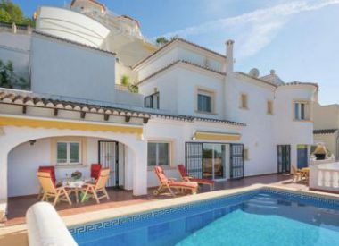 Villa in Moraira (Costa Blanca), buy cheap - 475 000 [65044] 2