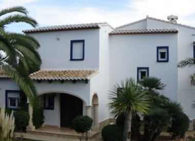 Villa in Javea (Costa Blanca), buy cheap - 595 000 [65045] 1