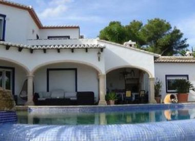 Villa in Javea (Costa Blanca), buy cheap - 595 000 [65045] 3