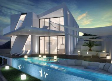 Villa in Altea (Costa Blanca), buy cheap - 1 761 000 [65093] 2