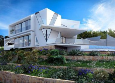 Villa in Altea (Costa Blanca), buy cheap - 1 761 000 [65093] 5