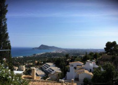Site in Altea (Costa Blanca), buy cheap - 330 000 [65098] 2