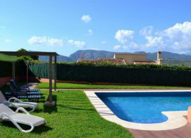 Villa in Javea (Costa Blanca), buy cheap - 630 000 [65131] 2