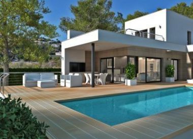 Villa in Moraira (Costa Blanca), buy cheap - 795 000 [65139] 1