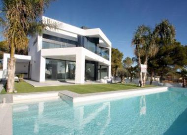 Villa in Moraira (Costa Blanca), buy cheap - 755 000 [65142] 1