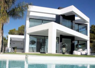Villa in Moraira (Costa Blanca), buy cheap - 755 000 [65142] 2