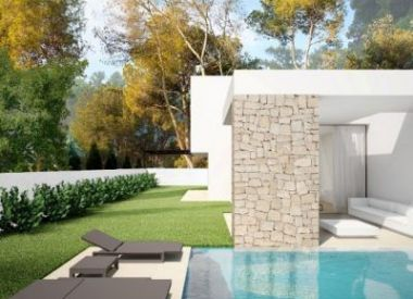 Villa in Moraira (Costa Blanca), buy cheap - 650 000 [65136] 2