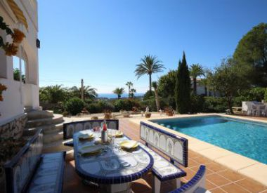 Villa in Moraira (Costa Blanca), buy cheap - 595 000 [65166] 2