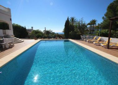 Villa in Moraira (Costa Blanca), buy cheap - 595 000 [65166] 3