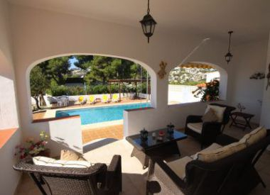 Villa in Moraira (Costa Blanca), buy cheap - 595 000 [65166] 5
