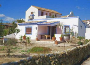 Villa in Benissa (Costa Blanca), buy cheap - 97 000 [65153] 1