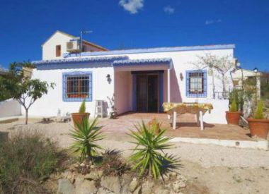 Villa in Benissa (Costa Blanca), buy cheap - 97 000 [65153] 2