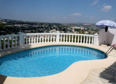 Villa in Moraira (Costa Blanca), buy cheap - 359 000 [65183] 2