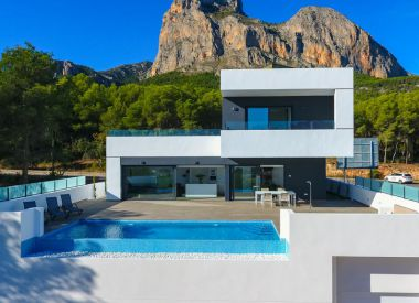 Villa in Polo (Costa Blanca), buy cheap - 354 000 [65207] 2