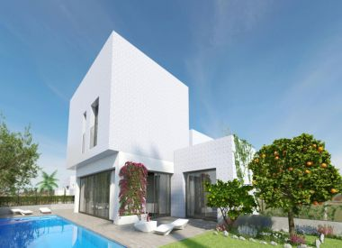 Villa in San Miguel de Salinas (Costa Blanca), buy cheap - 319 000 [65195] 4