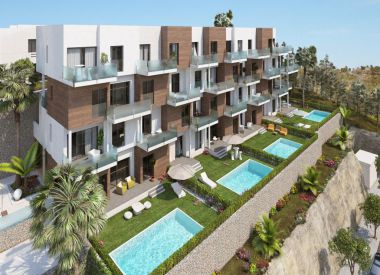 Apartments in Orihuela (Costa Blanca), buy cheap - 199 000 [65252] 1