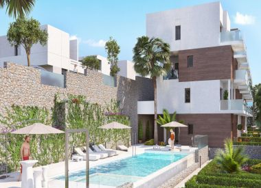 Apartments in Orihuela (Costa Blanca), buy cheap - 199 000 [65252] 2