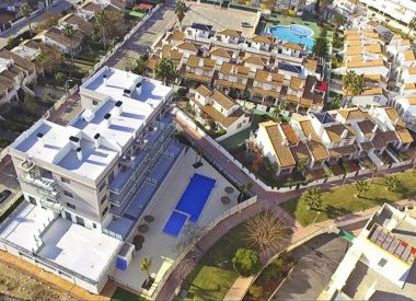 Apartments in Oliva (Costa Blanca), buy cheap - 145 000 [65321] 2