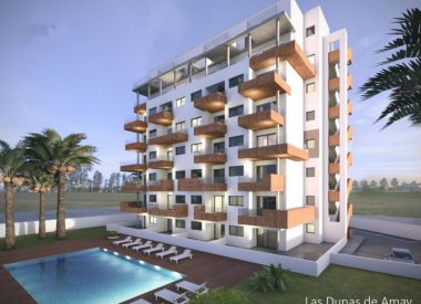 Apartments in Guardamar del Segura (Costa Blanca), buy cheap - 148 000 [65358] 1