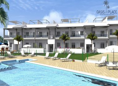 Bungalow in Orihuela (Costa Blanca), buy cheap - 153 000 [65390] 1