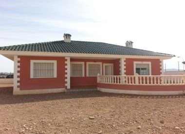 Villa in Orihuela (Costa Blanca), buy cheap - 260 000 [65391] 1