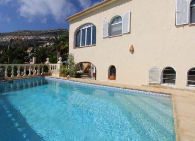 Villa in Benitachell (Costa Blanca), buy cheap - 343 000 [65429] 1