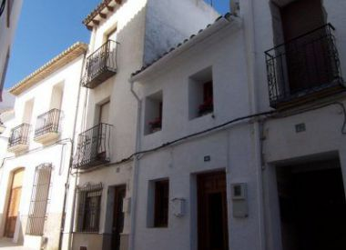 Townhouse in Benissa (Costa Blanca), buy cheap - 63 000 [65430] 1