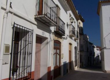 Townhouse in Benissa (Costa Blanca), buy cheap - 63 000 [65430] 2