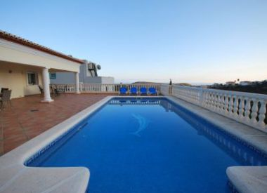 Villa in Benitachell (Costa Blanca), buy cheap - 750 000 [65432] 2