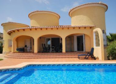 Villa in Benitachell (Costa Blanca), buy cheap - 425 000 [65567] 1