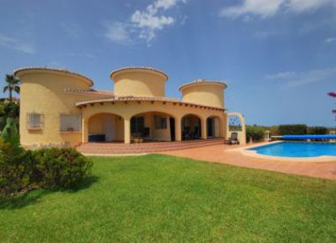 Villa in Benitachell (Costa Blanca), buy cheap - 425 000 [65567] 3