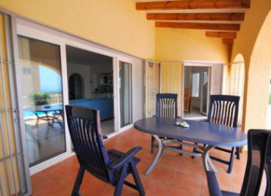 Villa in Benitachell (Costa Blanca), buy cheap - 425 000 [65567] 4