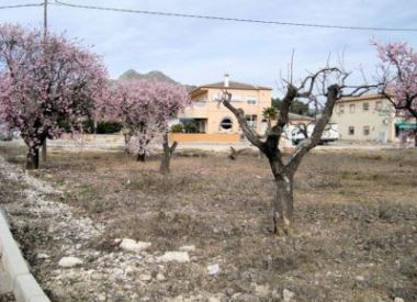 Site in Parcent (Costa Blanca), buy cheap - 147 000 [65605] 5