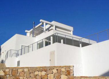 Villa in Benitachell (Costa Blanca), buy cheap - 943 706 [65684] 4