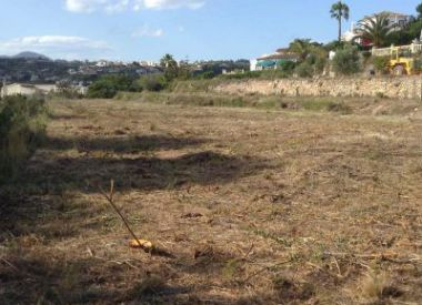 Site in Moraira (Costa Blanca), buy cheap - 225 000 [65701] 3