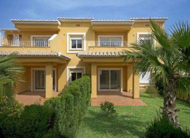 Apartments in Benitachell (Costa Blanca), buy cheap - 160 640 [65735] 1