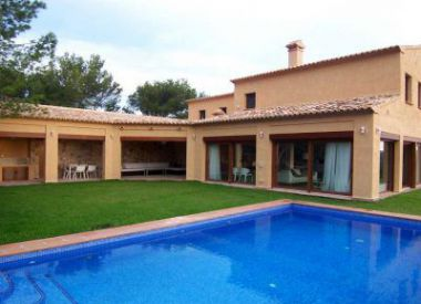Villa in Benissa (Costa Blanca), buy cheap - 1 295 000 [65727] 2