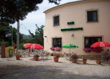 Commercial property in Moraira (Costa Blanca), buy cheap - 450 000 [65728] 2