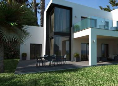 Villa in Benissa (Costa Blanca), buy cheap - 1 950 000 [65836] 2