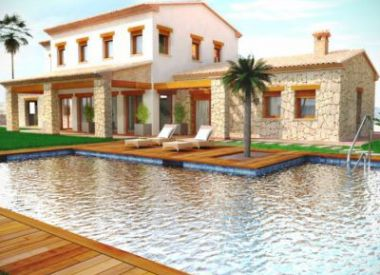 House in Benissa ID:65909
