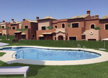 Townhouse in Estepona (Costa del Sol), buy cheap - 200 000 [66047] 1