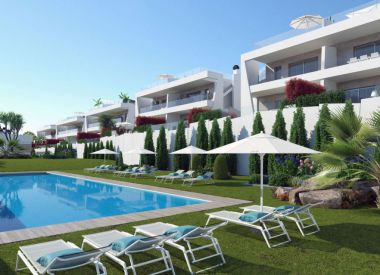 Apartments in Finestrat (Costa Blanca), buy cheap - 169 000 [66059] 1