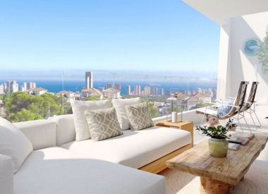Apartments in Finestrat (Costa Blanca), buy cheap - 169 000 [66059] 7