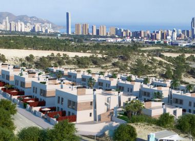 Apartments in Finestrat (Costa Blanca), buy cheap - 169 000 [66059] 8