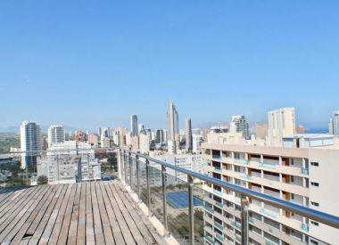 Apartments in Benidorm (Costa Blanca), buy cheap - 225 000 [66362] 1